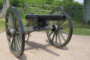 10 Pounder Parrott Rifle