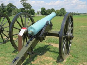 Civil War Artillery - 12 Pounder Napoleon