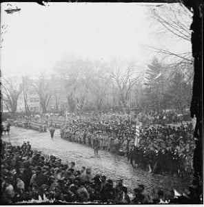 Abraham Lincoln Second Inauguration