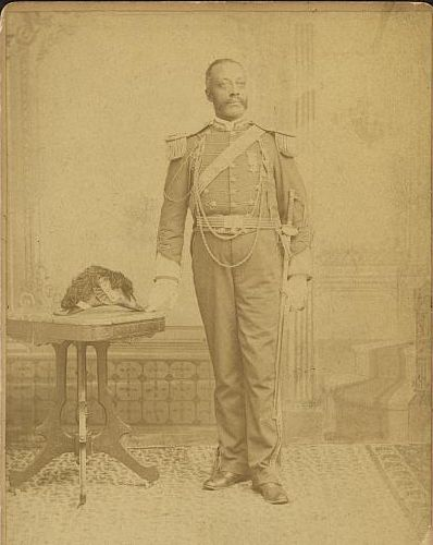 African American Civil War Veteran
