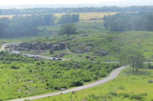 Another view of Devil's Den from Little Round Top