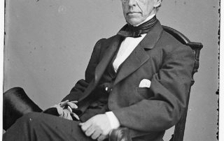 Charles Wilkes Captain of the San Jacinto