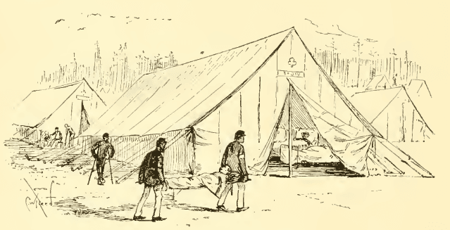 Civil War Hospital Tent  sc 1 st  Civil War Academy & Civil War Tents - Civil War Academy