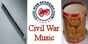 Civil War Music