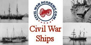 Civil War Ships