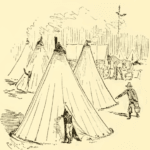 Civil War Tents