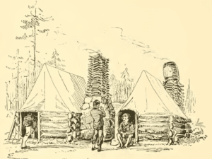 Civil War Winter Quarters