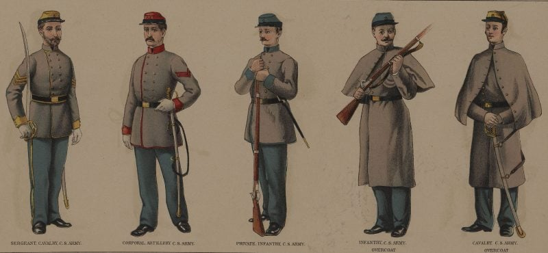 Confederate Uniform Pictures 113