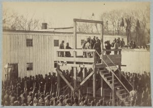 Execution of Henry Wirz, November 10th 1865
