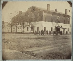Old Capital Prison, Washington D.C.
