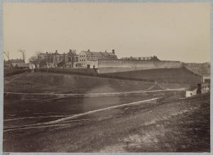 State Penitentiary, Richmond Virginia April 1865