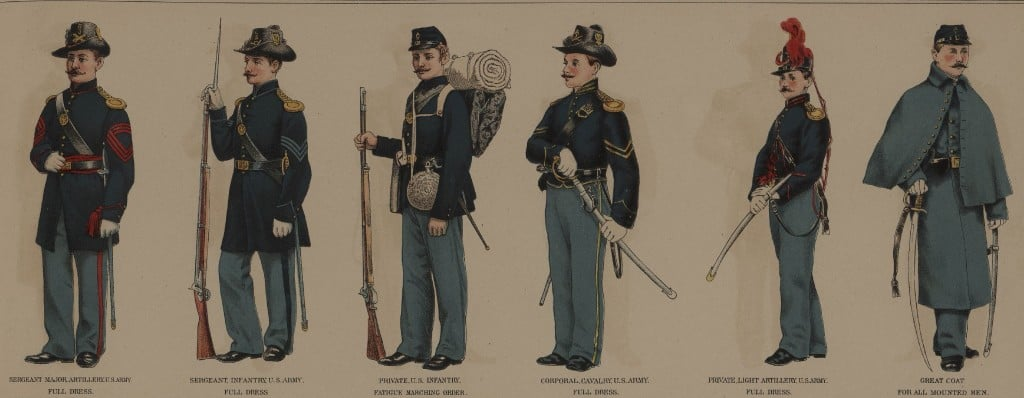 a look at fashion during the american civil war