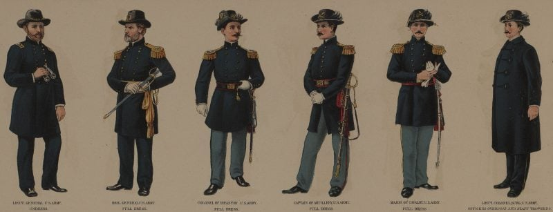 Us army officer dress uniform pictures