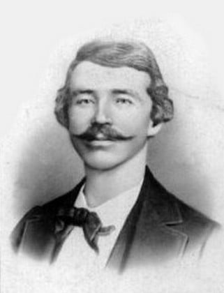 Rebel raider William Quantrill