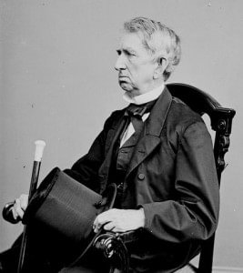 Secretary of State William Seward during the Civil War