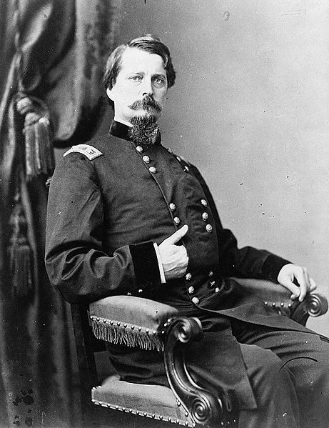 Winfield Scott Hancock during the Civil War