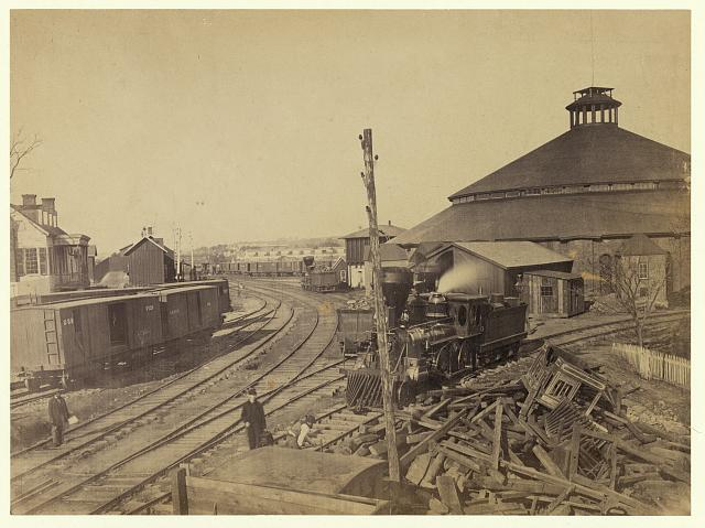 Alexandria Railroad